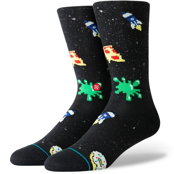 Stance Other - Stance Space Food Crew Height Sock